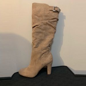 Jessica Simpson FINNEGAN Slouch Boot Size 7.5
